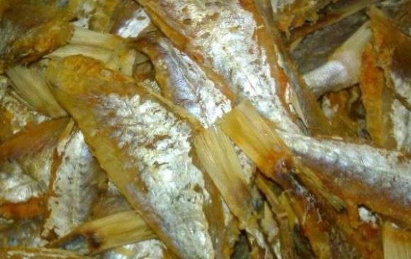 classic salt fish